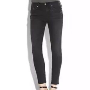 Lucky Brand 2/26 Brooke Skinny Jeans Dark Low Rise